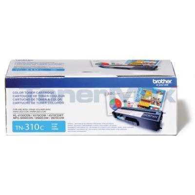 BROTHER HL-4150CDN TONER CARTRIDGE CYAN